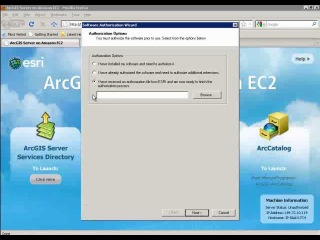 ����������������� ����������� ������ � ESRI ArcGIS Server 10 �� Amazon EC2 (����� 2 �� 2)